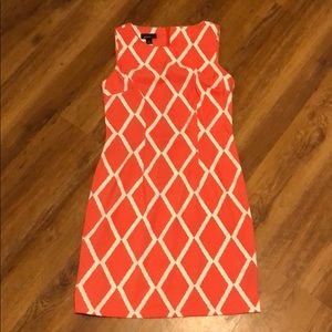 Alyx Dresses - Coral and white ALYX dress